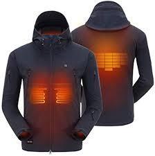 Vestes chauffantes et techniques
