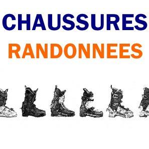 Chaussures Randos