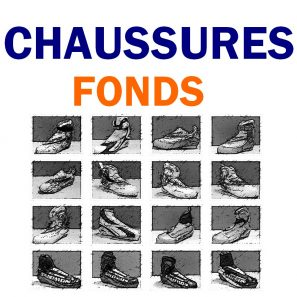 Chaussures Fond