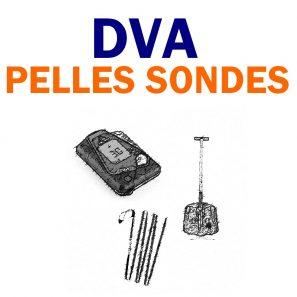 DVA - Pelles - Sondes