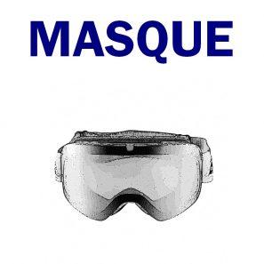Lunettes / Masques