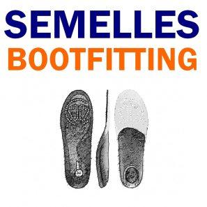 Semelles bootfitting