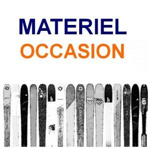 MATERIEL OCCASION